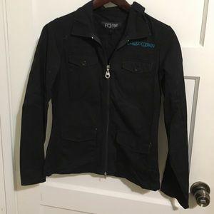 Fox black jacket